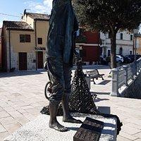 il Monumento del Pescatore