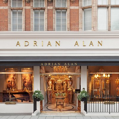 Adrian Alan Ltd South Audley Street  Fine Art & Antiques