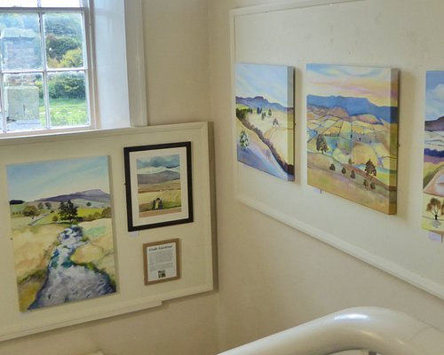 Art on the Stairs Exhibition  October 2020- Elidh Gardiner