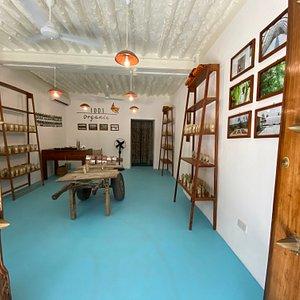 Organic Spice Concept Store