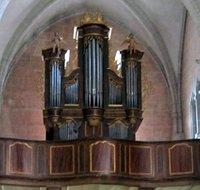 Eglise St-Etienne - Temple à Moudon (VD)
