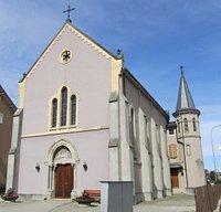Eglise catholique de Moudon (VD)