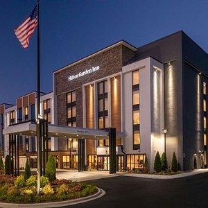 Hilton Garden Inn - Asheville South - Experience this brand new premier hotel that just opened in September 2020.