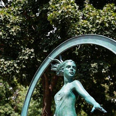Venus Rising by Tuck Langland