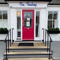 The Teashop at Brasted