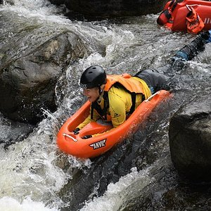 River-boarding down the Barron   Rapid Boarders Cairns Australia   4 hour Experience   Things To Do In Cairns