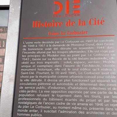 La Manufacture de Saint-Dié