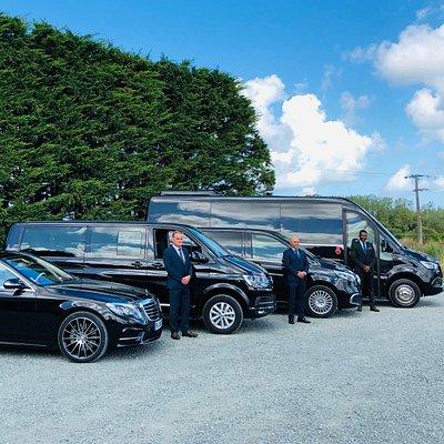 Breizhcab Limousine - Fleet 2020