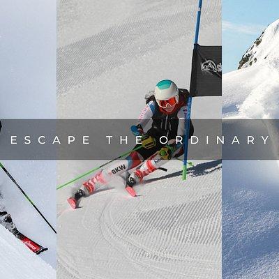 Escape the ordinary - Ski Zenit
