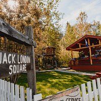 Jack London Cabin and Museum