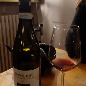 un vino