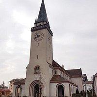 Eglise catholique de Payerne