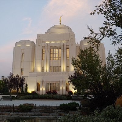 Meridian Idaho Temple of the Church of Jesus Christ of Latter-day Saints