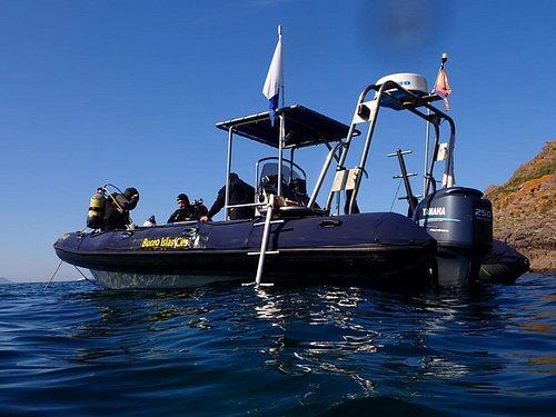 Inmersión en la Ría de Vigo