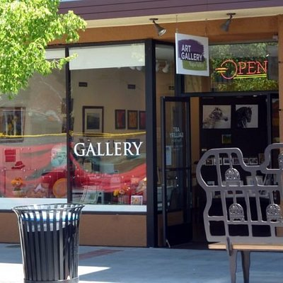 The Art Gallery is located in beautiful downtown Napa, CA  at 1307 First Street 94558.  OPEN DAILY  10:00 a.m. – 6:00 p.m., seven days a week.