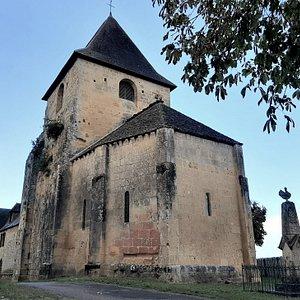 Église de Sireuil | Les Eyzies-de-Tayac-Sireuil, Dordogne, France