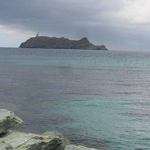 Ilot de la Giraglia (Cap Corse)