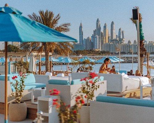 Views from Paradise Beach Dubai ✨