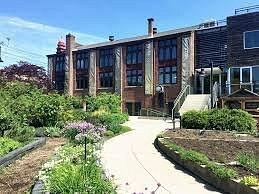 Greater Newark Conservatory in Newark, NJ.