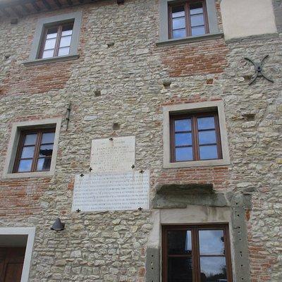 Casa Petrarca a Incisa Valdarno