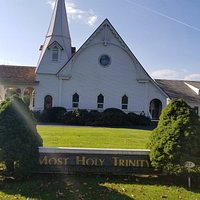 Catholic Church in East Hampton