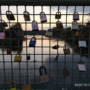 Donausteg various views