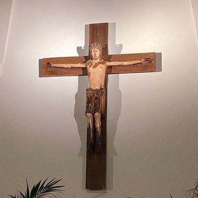El Crucifijo de Madera