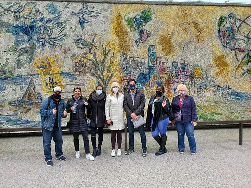 Our new Walking Tour.  Now you can really See it ALL