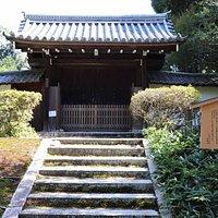 こちらのお寺も庭園が有名なんですよ