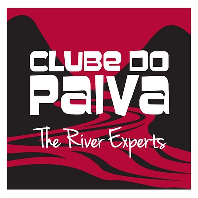 Logotipo Clube do Paiva - The River Experts!