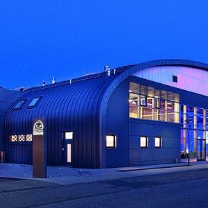Hugo Junkers Hangar in Mönchengladbach