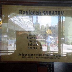 Nákupné centrum Od Saratov