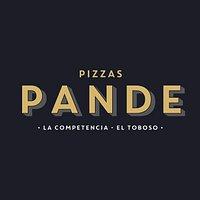 Pizzas Pande logo