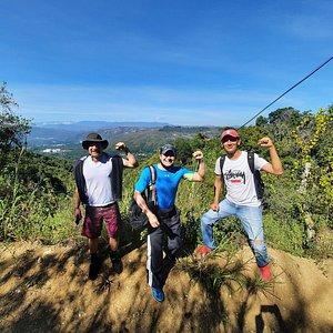 Camino a la Cascada el Ensueño, Piedecuesta, Santander, Colombia