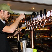 We have more than TEN beers on tap and a large beer and craft beer variety. You can be guaranteed that our passionate beer sommelier will definitely be able to quench your thirst with his recommendations.
