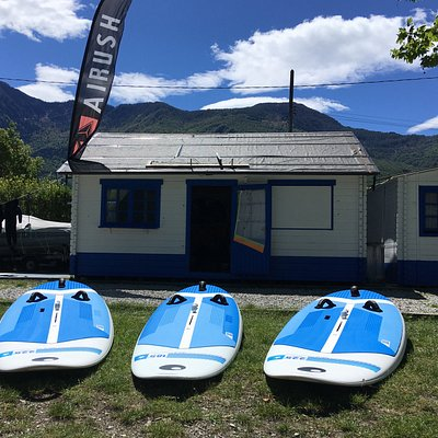 Lido di Colico - scuola di kitesurf e windsurf