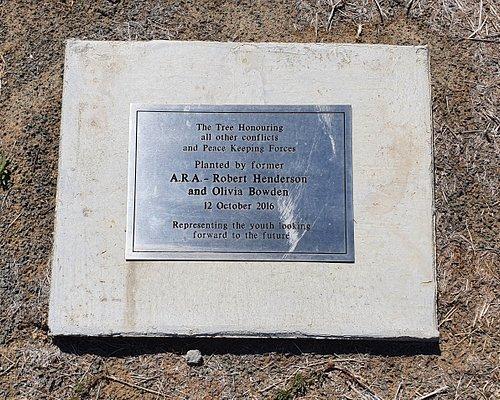 Muckadilla World War 1&2 Memorial