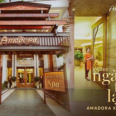 Amadora mang dấu ấn sâu đậm rất riêng của nền văn hóa phương Đông huyền thoại, là chốn thiên đường chăm sóc sức khỏe và tâm hồn của bạn…