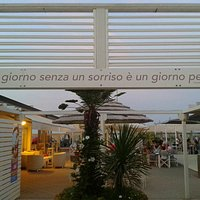 Spiaggia e ristorazione
