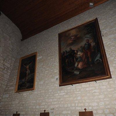 La décapitation de St Léger