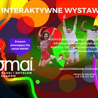 We invite you to WOMAI every week from Thursday to Monday between 10:00 to 18:00. See you! ?