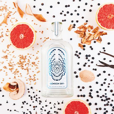 58 Gin - London Dry Gin