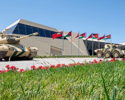 Royal Tank Museum/Outdoor
