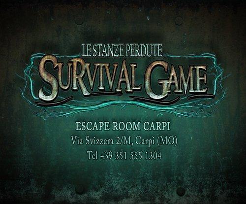 La prima Escape Room di Carpi! Tante avventure originali ti aspettano! Tecnologia, misteri e tanto divertimento!