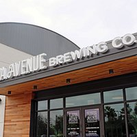 """Pasco's first destination brewery, restaurant, and private event space. With over 30,000 square feet, this location includes a state-of-the-art production facility, private event space, a """"beer cave"""", and a full-service restaurant serving beer, wine, and craft cocktails."""