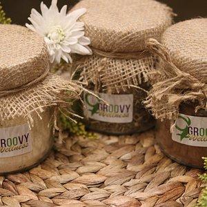 Products Used @Groovy Wellness -Baths