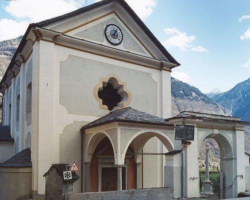 Semione - Chiesa si Santa Maria Assunta (Serravalle - Val Blenio - canton Ticino)