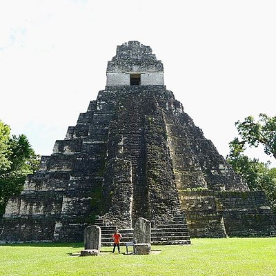 Discover the ruins of Tikal, Guatemala