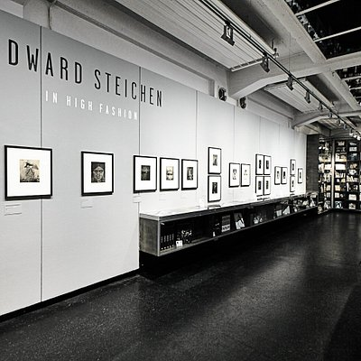"Edward Steichen ""In High Fashion""  – exhibition at WestLicht, 2015"