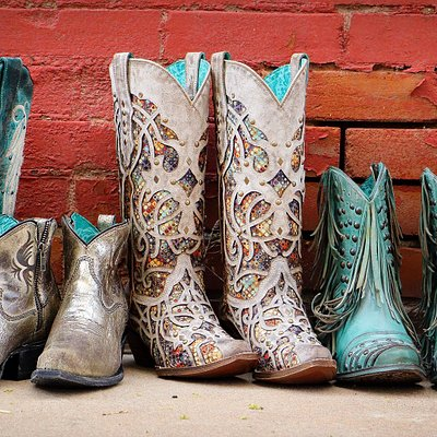 Find Corral Western boots at Tailored West in Cañon City, Colorado.